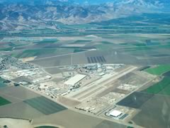 Aerial photo of KKIC (Mesa Del Rey Airport)
