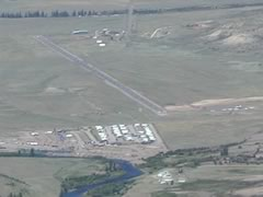 Aerial photo of C24 (Mineral County Memorial Airport)