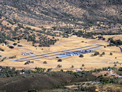 Aerial photo of KMPI (Mariposa-Yosemite Airport)