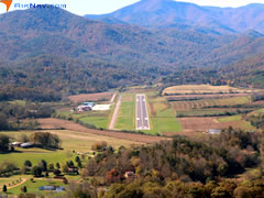 Aerial photo of 1A5 (Macon County Airport)