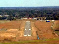 Aerial photo of KMKV (Marksville Municipal Airport)
