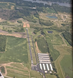 Aerial photo of 10C (Galt Field Airport)