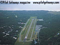 Aerial photo of KHXD (Hilton Head Airport)