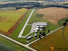 Aerial photo of 3Y3 (Winterset Municipal Airport)