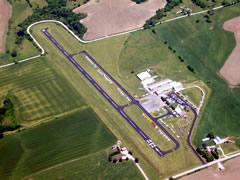 Aerial photo of K59 (Amelia Earhart Airport)