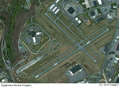 Aerial photo of KXLL (Allentown Queen City Municipal Airport)