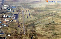 Aerial photo of KPUB (Pueblo Memorial Airport)