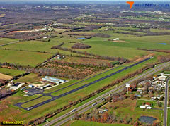 Aerial photo of K39 (St Clair Regional Airport)