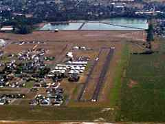 Aerial photo of 7S5 (Independence State Airport)