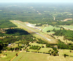 Aerial photo of KJSO (Cherokee County Airport)