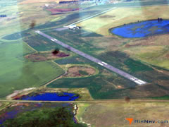 Aerial photo of 84D (Cheyenne Eagle Butte Airport)