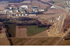 Aerial photo of 3G3 (Wadsworth Municipal Airport)