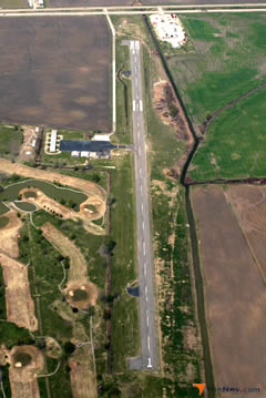 Aerial photo of 7M4 (Osceola Municipal Airport)