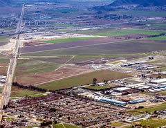 Aerial photo of L65 (Perris Valley Airport)