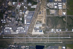 Aerial photo of KAPA (Centennial Airport)