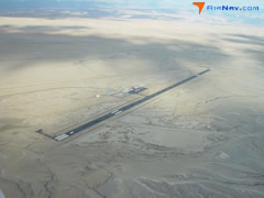 Aerial photo of U68 (North Big Horn County Airport)
