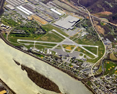 Aerial photo of KCXY (Capital City Airport)