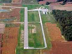 Aerial photo of 4I9 (Morrow County Airport)