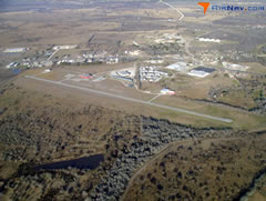 Aerial photo of 2R9 (Karnes County Airport)