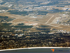 Aerial photo of KGPT (Gulfport-Biloxi International Airport)