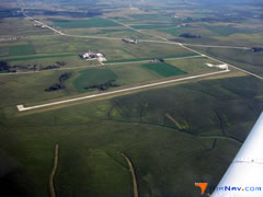 Aerial photo of 3Y2 (George L Scott Municipal Airport)