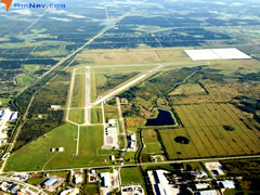 Aerial photo of KIMM (Immokalee Regional Airport)