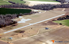 Aerial photo of 65J (Wrens Memorial Airport)