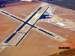 Aerial photo of F05 (Wilbarger County Airport)