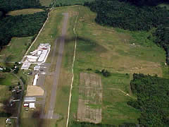 Aerial photo of 10G (Holmes County Airport)