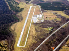 Aerial photo of KFIG (Clearfield-Lawrence Airport)