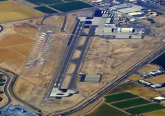 Aerial photo of KGYR (Phoenix Goodyear Airport)