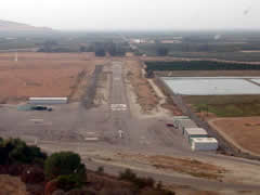 Aerial photo of O42 (Woodlake Airport)