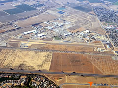 Aerial photo of 2O6 (Chowchilla Airport)