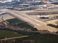Aerial photo of KFZG (Fitzgerald Municipal Airport)