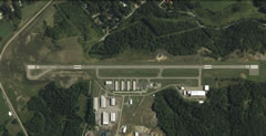 Aerial photo of 2G2 (Jefferson County Airpark)