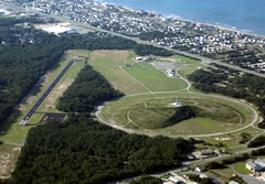 Aerial photo of KFFA (First Flight Airport)
