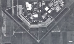 Aerial photo of KSER (Freeman Municipal Airport)
