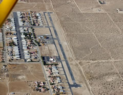 Aerial photo of L00 (Rosamond Skypark Airport)