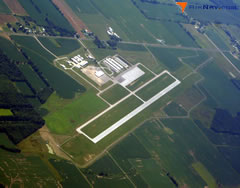 Aerial photo of KLPR (Lorain County Regional Airport)