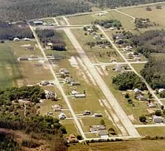 Aerial photo of X05 (Pilot Country Airport)