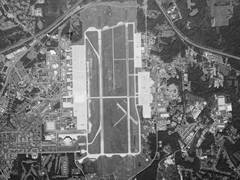 Aerial photo of KADW (Joint Base Andrews)
