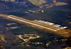Aerial photo of KCTJ (West Georgia Regional Airport-O V Gray Field)