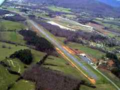Aerial photo of 7A6 (Stevenson Airport)