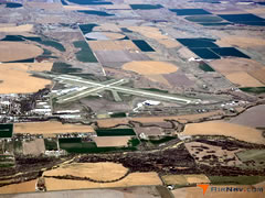 Aerial photo of KMCK (Mc Cook Ben Nelson Regional Airport)