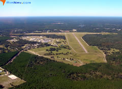 Aerial photo of KCTY (Cross City Airport)