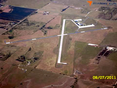 Aerial photo of KEQA (El Dorado/Captain Jack Thomas Memorial Airport)