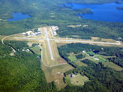 Aerial photo of 3B1 (Greenville Municipal Airport)