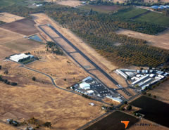 Aerial photo of 1O2 (Lampson Field Airport)