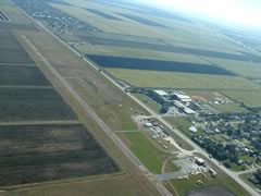 Aerial photo of X10 (Belle Glade State Municipal Airport)