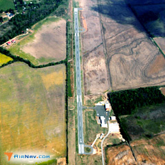 Aerial photo of M32 (Lake Village Municipal Airport)